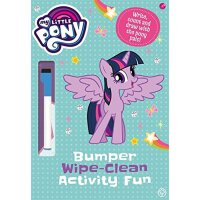 My Little Pony: Bumper Wipe Clean Activity Fun
