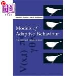 【中商海外直订】Models of Adaptive Behaviour: An Approach Based on