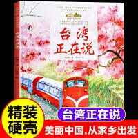 美丽中国从家乡出发系列【台湾正在说】儿童精装硬壳绘本 中国少年儿童出版社 3-4-5-6-7-8-9岁阅读幼儿园老师推荐