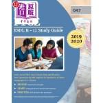 【中商海外直订】FTCE ESOL K-12 Study Guide 2019-2020: FTCE (047) Ex