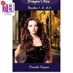 【中商海外直订】Dragon's Fire: Novellas 1,2, & 3