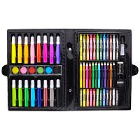 儿童绘画套装小学生画画工具宝宝幼儿园绘画涂鸦美术画笔水彩笔彩色笔套装彩铅蜡笔学习文具圣诞奖品生日礼物