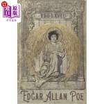 【中商海外直订】The Raven: Edgar Allan Poe & Gustave Doré