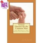 【中商海外直订】Genetic Diseases for the Common Man