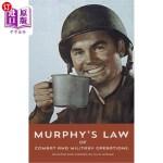 【中商海外直订】Murphy's Law of Military and Combat Operations