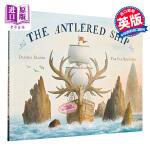 【中商原版】Terry Fan:鹿船 The Antlered Ship 低幼童书 故事书 亲子绘本 名家绘本 精品绘