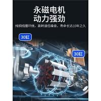 车载充气泵双缸轮胎电动小轿车便携式汽车高压加打气筒车用