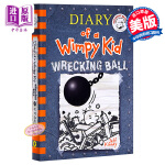 【中商原版】小屁孩日记14(美版特别版)Diary Of A Wimpy Kid 14