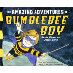 The Amazing Adventures of Bumblebee Boy 瓢虫女孩系列 978080373418