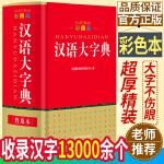 彩图版汉语大字典