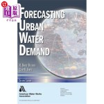 【中商海外直订】Forecasting Urban Water Demand