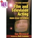 【中商海外直订】Film and Television Acting: From Stage to Screen