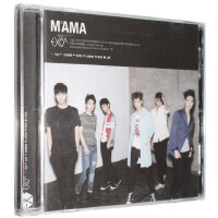 正版 EXO-M专辑 mama Mini Album首张迷你专辑 CD 签名小片 写真