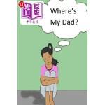 【中商海外直订】Where's My Dad?