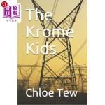 【中商海外直订】The Krome Kids