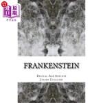 【中商海外直订】Frankenstein: Digital Age Edition
