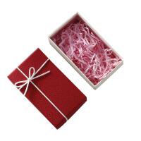 礼物盒 装口红的小礼盒包装盒迷你小清新唇膏香水项链手表礼物小号口红盒