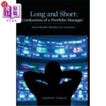【中商海外直订】Long and Short: Confessions of a Portfolio Manager: