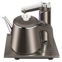容声 全自动上水壶电热水壶家用自动烧水壶泡茶专用电磁炉茶具小型 双层防烫 全自动上水 可调上水时间