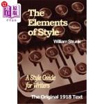 【中商海外直订】The Elements of Style: A Style Guide for Writers