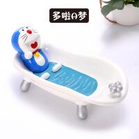 创意卡通树脂皂盒手工肥皂盘香皂创意可爱沥水皂碟皂托儿童
