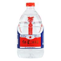 北京红星二锅头高度清香型60°白酒 2L 桶装(1桶)