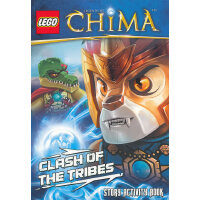 LEGO Legends of Chima: Clash of the Tribes Story Activity B