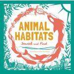 【预订】Animal Habitats Search & Find Activity Book (for young
