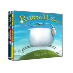 Russell Classic Collection 绵羊罗素经典套装(共3册)