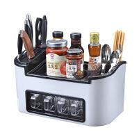 日式多功能调料置物架厨房用品置物架调料架调味料罐收纳架厨房