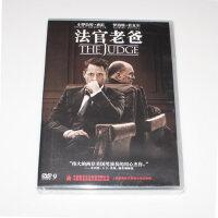正版 法官老爸 电影dvd光盘D9