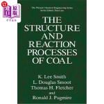 【中商海外直订】The Structure and Reaction Processes of Coal