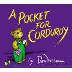 【预订】A Pocket for Corduroy