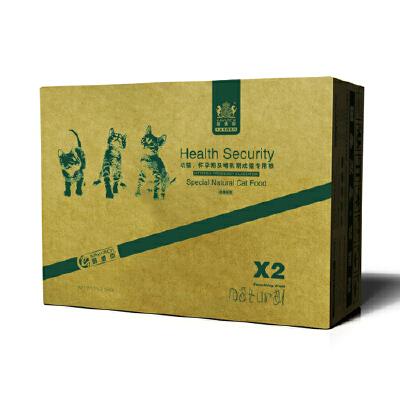 耐威克 猫粮 高级天然幼猫猫粮 5KG全国包邮 满199-20