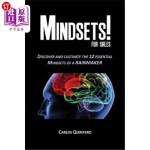 【中商海外直订】Mindsets! for Sales - Discover and Cultivate the 12