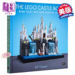 【中商原版】乐高城堡 英文原版 The Lego Castle Book: Build Your Own Mini M