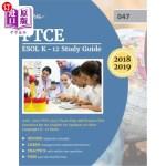 【中商海外直订】FTCE ESOL K-12 Study Guide 2018-2019: FTCE (047) Ex