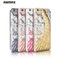 【正品包邮】Remax iPhone6/6s手机壳 苹果I6电镀保护硬套4.7寸3D浮雕天使之翼