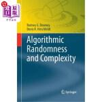 【中商海外直订】Algorithmic Randomness and Complexity