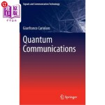【中商海外直订】Quantum Communications