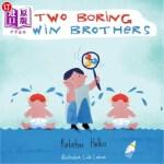 【中商海外直订】Two Boring Twin Brothers