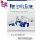【中商海外直订】The Inside Game to Real Estate Value Investing
