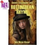 【中商海外直订】Rottingdean Rhyme: A Sussex Steampunk Tale