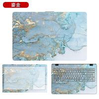 华硕笔记本电脑贴纸15.6寸FL8000U S406U A555L FX53VD X550V笔记本保