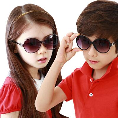 kocotree韩国儿童眼镜小孩眼镜宝宝眼镜防紫外线男女儿童太阳镜墨镜正品潮时尚潮流 防紫外线 个性舒适