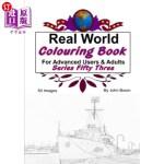 【中商海外直订】Real World Colouring Books Series 53