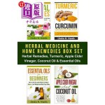 【中商海外直订】Herbal Medicine and Home Remedies Box Set: Herbal R