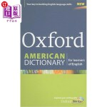 【中商海外直订】Oxford American Dictionary for Learners of English