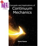 【中商海外直订】Concepts and Applications of Continuum Mechanics