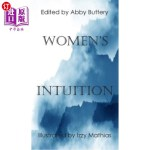 【中商海外直订】Women's Intuition: The Quote Book of the Women of t